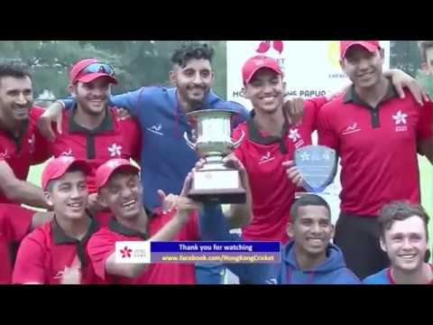 Highlights: Hong Kong v PNG 3rd ODI