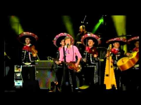 Paul McCartney - Ob La Di, Ob La Da con Mariachi (2012 05 10 - Zócalo DF México) (25/38)
