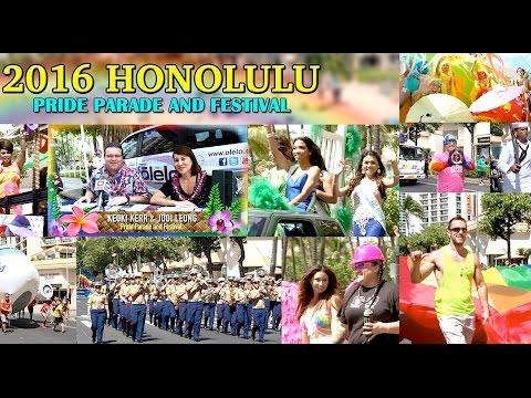 2016 Honolulu Pride™ Parade