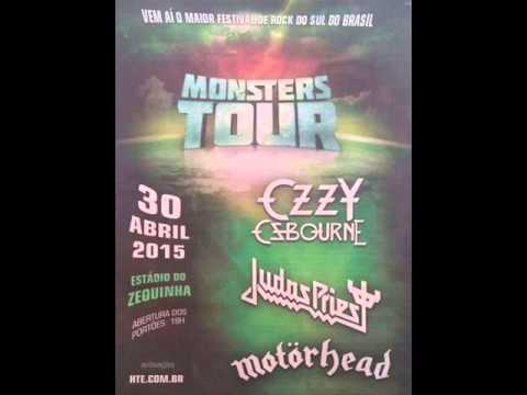 Ozzy + Judas Priest + Motorhead on the Monsters Tour! – Chthonic new acoustic album and video.