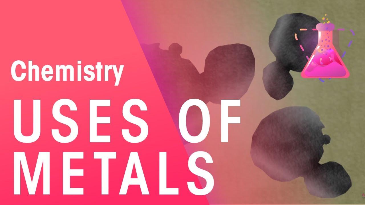 Uses Of Metals Gold Copper Aluminium Steel