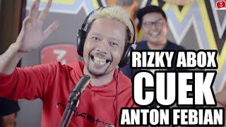 """Download BAHAN LAGU """"CUEK"""" - RIZKY FEBIAN   3PEMUDA BERBAHAYA FEAT ANTON ABOX"""