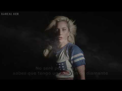Lady Gaga Diamond Heart (Subtitulado Al Español)