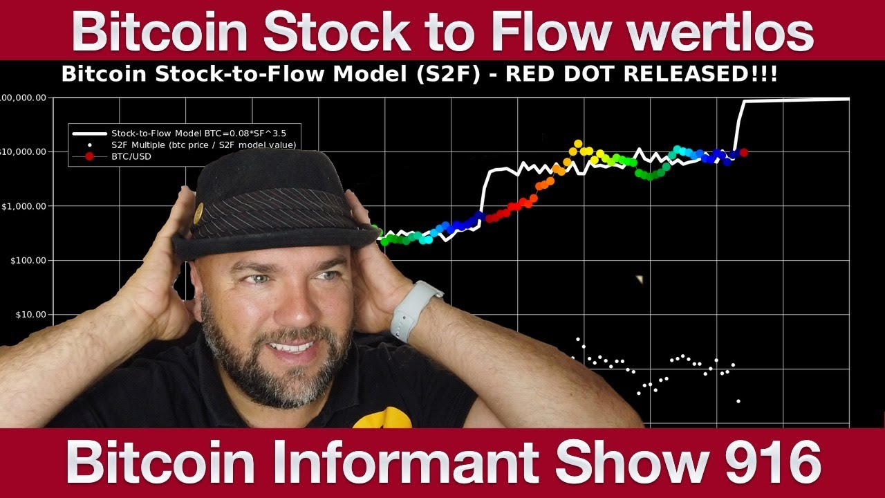 #916 XETRA  Bitcoin ETP, BTC Stock to Flow Modell wertlos & Bitcoin Diebstahl kein Verbrechen