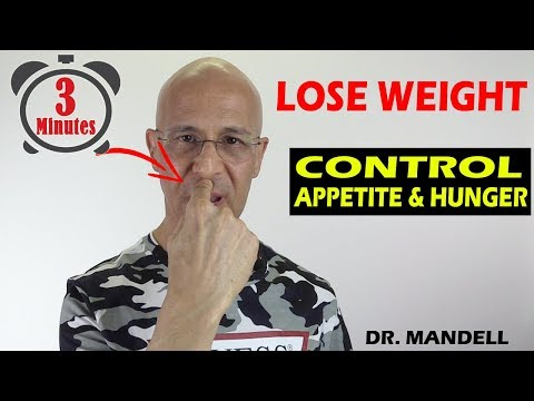 3 SUPER-FAST ACUPRESSURE POINTS TO LOSE WEIGHT – Dr Alan Mandell, DC