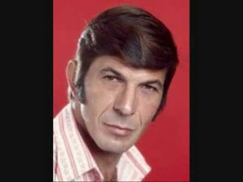 Leonard Nimoy - Ruby, Don't Take Your Love To Town