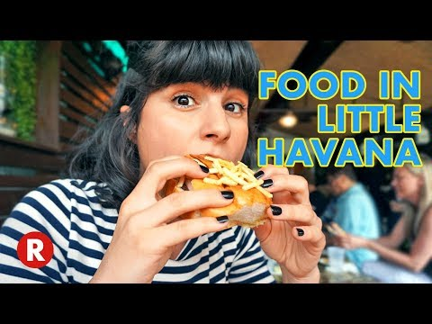 Little Havana Food & Culture Walking Tour // Miami Culinary Tours // Calle Ocho Restaurants