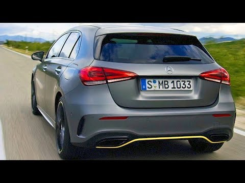 Mercedes A-Class (2018) The Most High-Tech Hatchback Ever?