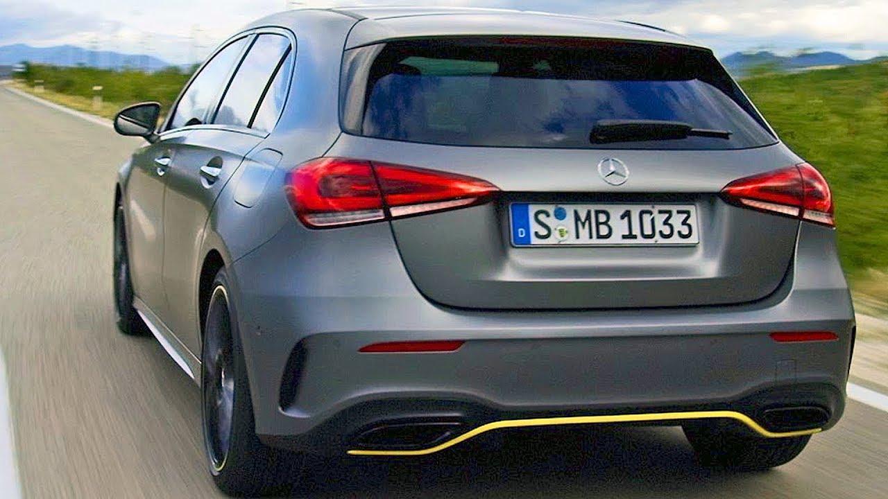 Mercedes A-Class (2018) The Most High-Tech Hatchback Ever? - Dauer: 16 Minuten