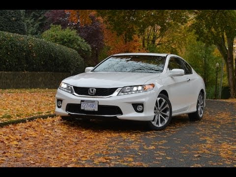 2014 Honda Accord V6 Coupe Review