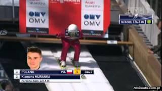 Skoki narciarskie[»PŚ 2014/15] Planica Konkurs drużynowy 21.03.2015 SKOKI POLAKÓW