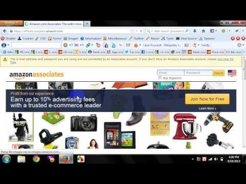 Cách đăng ký tài khoản Amazon