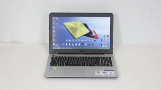 Видео обзор ноутбука Asus X555LF