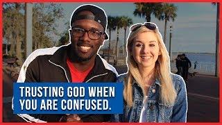 Trusting God When You're Confused - Salem Soni & Nicole Paige