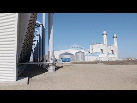 Shepard Energy Centre tour