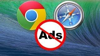 Block All Ads in Safari/Chrome on Mac
