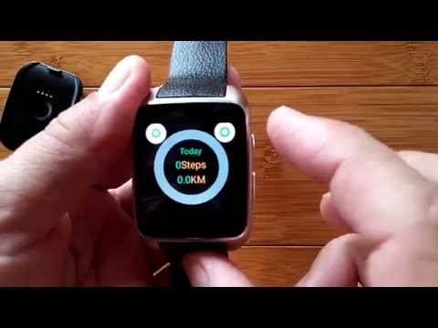 iGWATCH [Engineering Prototype] TRANSLATOR Smartwatch: Unboxing and Review