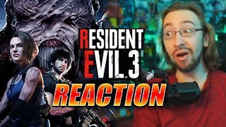 MAX REACTS: Resident Evil 3 Remake - Discussion & Hopes