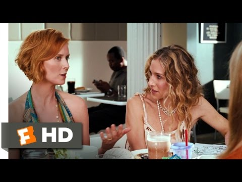 Sex and the City (2/6) Movie CLIP - Colorful Girl Talk (2008) HD