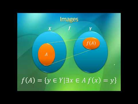 Introduction to Higher Mathematics - Lecture 9: Functions