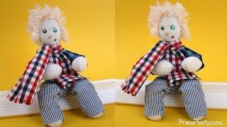 Jak zrobić lalkę z rękawiczki?