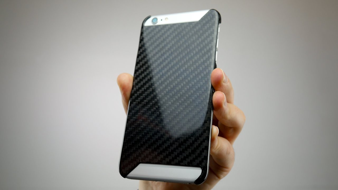 Seriously Best Iphone Case Ever Carbon Trim Solutions Review