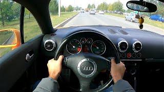 2003 Audi TT POV TEST Drive