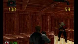 Duke Nukem: Zero Hour (Hard)- Lv.16X- Going Down (R.M.S Titanic, Atlantic Ocean, 1912)- 1/3