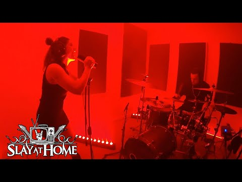 Navene & Chaney of ENTHEOS Full Performance at Slay At Home Fest   Metal Injection