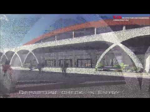 Semera Airport Passenger Terminal Design