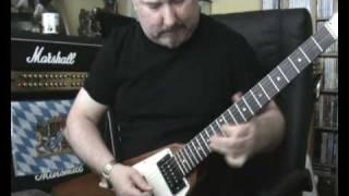 Dave Burn - High Flyer Solo - UFO