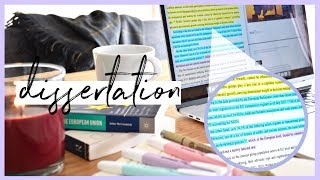 Writing a THESIS/DISSERTATION - Organisation, Research & Method