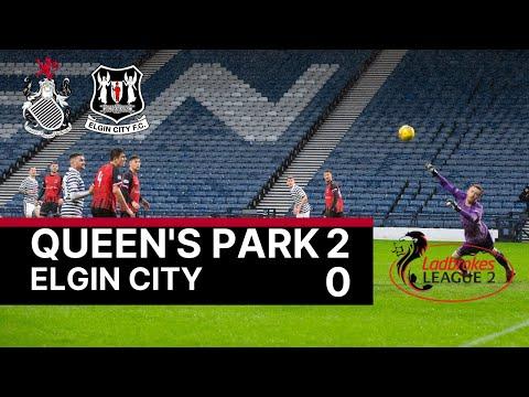 Queens Park Elgin Goals And Highlights