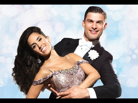 Strictly Come Dancing Married Couple Aljaz Skorjanec And Janette