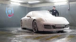Porsche 911 Carrera GTS Full Exterior Wash.
