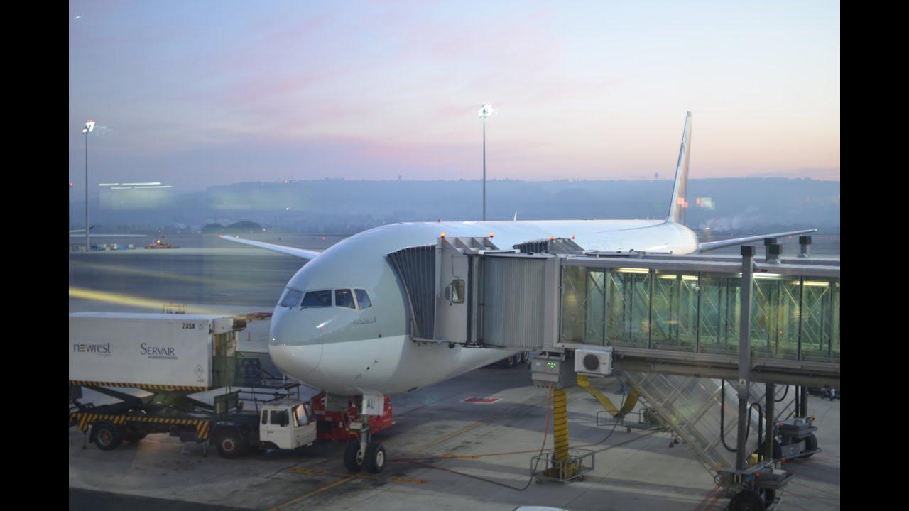 Landing qatar airways boeing 777 3dzer at madrid for Oficina qatar airways madrid
