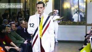 Moncler Gamme Bleu Inspired by Formula 1 Grand Prix for Fall 2012 Men's Collection | FashionTV FMEN