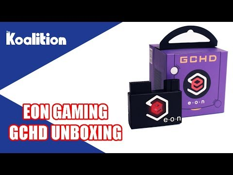 EON Gaming GCHD Unboxing and Impressions - The Koalition