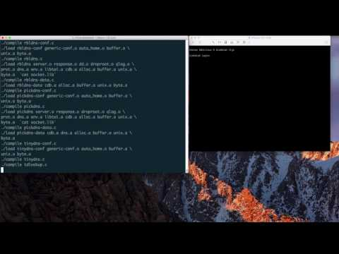 Debian 8 DJBDNS Configuration