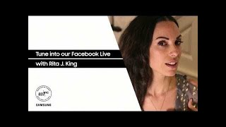 Adding Imagination to Technology: Live with Rita J. King