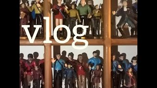Vlog -- Star Trek Original Series Rare Action Figures Collectables