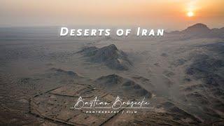 Deserts of Iran
