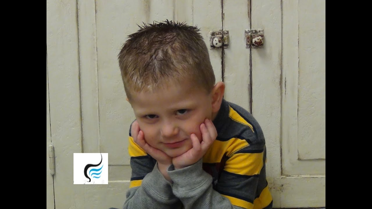 How to Cut Little Boys Haircuts and Kids Hairstyles