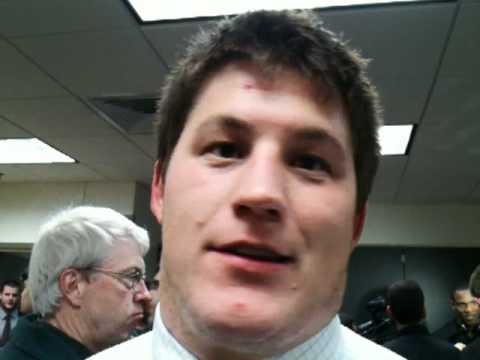 James Ferentz - Northwestern Postgame