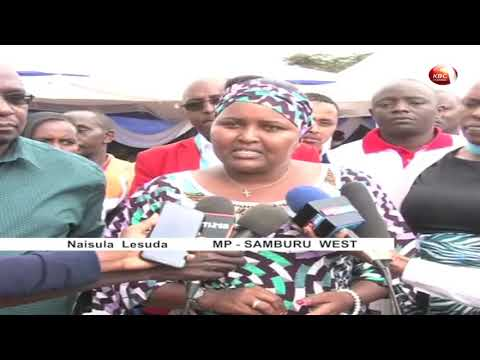 Over 600 needy families in Samburu West Constituency to benefit from free NHIF Cover
