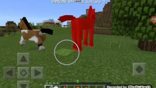 Minecraftpe      Hayvan kestik      2.Bölüm