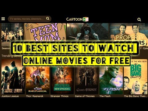 10 Best Sites To Watch Online Movies For Free