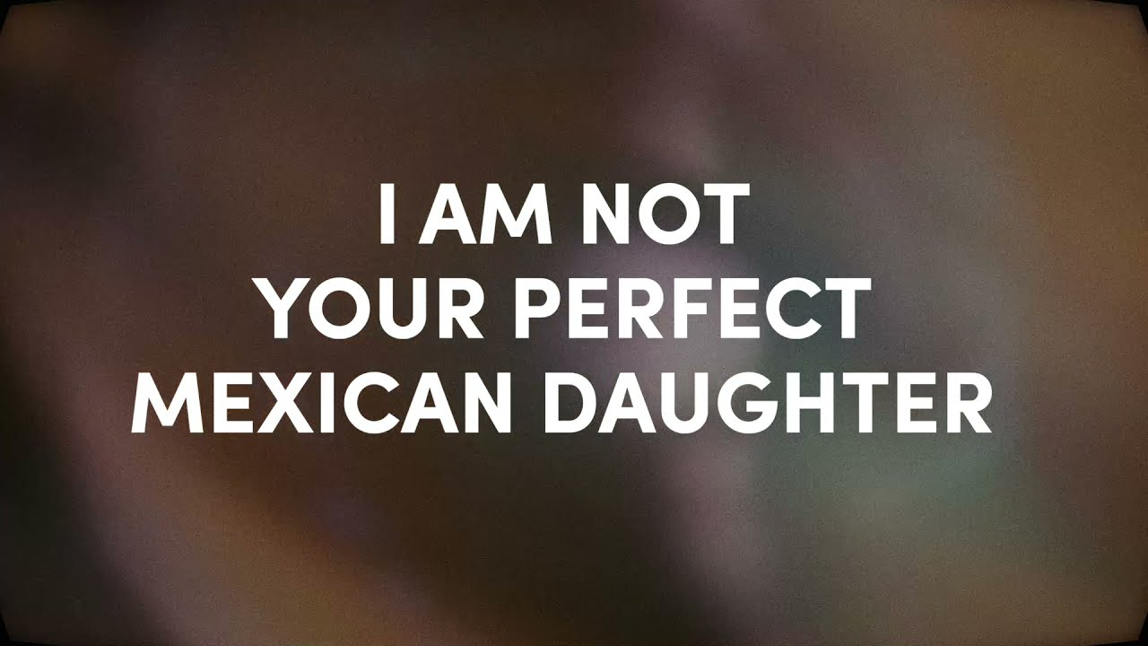 I Am Not Your Perfect Mexican Daughter   Official Audio Teaser