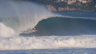 Vidéo : deux tubes mémorables à Puerto Escondido