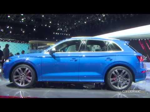 Audi Q2 et Q5: duo gagnant - Salon de Genève 2017
